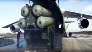 Η Άγκυρα δοκιμάζει τους S-400: Μαχητικά πάνω από την τουρκική πρωτεύουσα