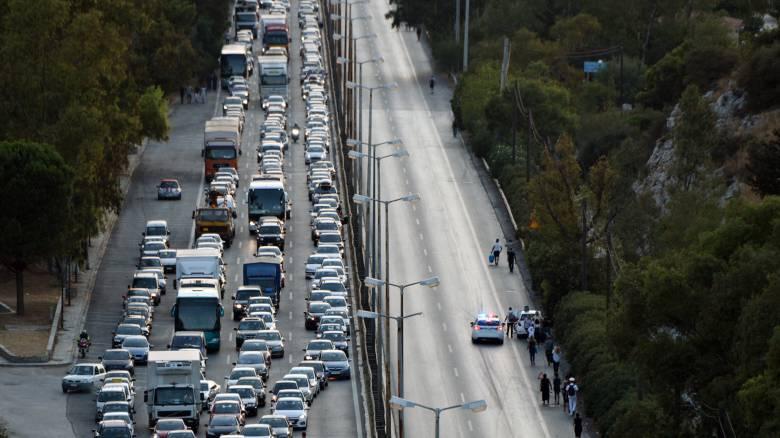 Καιρός: Άνοιξε η Αθηνών - Κορίνθου στο ρεύμα προς Αθήνα