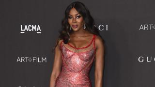 Ναόμι Κάμπελ: Αρνήθηκε να λάβει μέρος σε επίδειξη μόδας μόνο με μαύρα μοντέλα