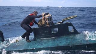Ισπανία: Εντοπίστηκε υποβρύχιο που μετέφερε τρεις τόνους κοκαΐνης
