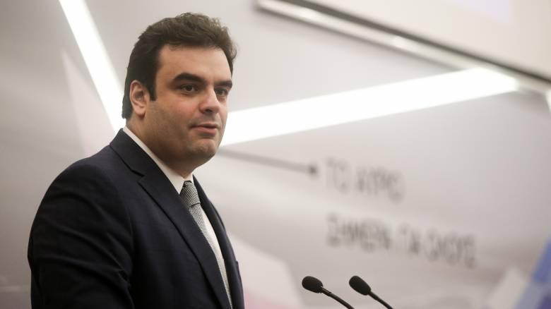 Κ. Πιερρακάκης: Η κυβέρνηση έχει σχέδιο για την ψηφιακή οικονομία
