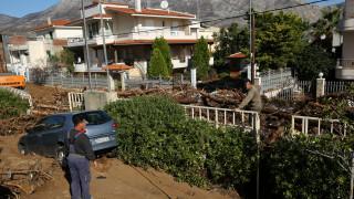 Αυτοψία στην Κινέτα: Ζημιές σε περισσότερα από 300 σπίτια από την κακοκαιρία