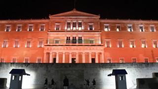 Παγκόσμια Ημέρα για την Εξάλειψη της Βίας κατά των Γυναικών: Στα πορτοκαλί η Βουλή και ο Λευκός Πύργος
