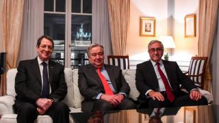 Κυπριακό: Χωρίς ουσιαστικό αποτέλεσμα η τριμερής στο Βερολίνο