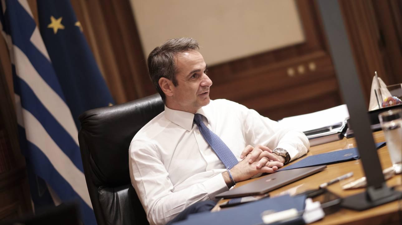 Μητσοτάκης: Μείωση πρωτογενών πλεονασμάτων για νέα «ανάσα» δύο δισ. το 2021