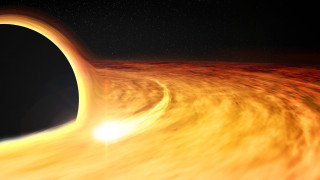 Μπορεί ένας πλανήτης να περιφέρεται γύρω από μαύρη τρύπα; Τι απαντούν Ιάπωνες επιστήμονες