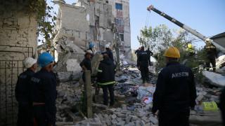Σεισμός στην Αλβανία: Βίντεο-ντοκουμέντο από τη στιγμή που «χτύπησε» ο Εγκέλαδος