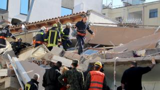 Σεισμός στην Αλβανία: Δραματικές ιστορίες επιζώντων μετά τον σεισμό των 6,4 Ρίχτερ
