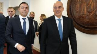 Δένδιας: Η Ελλάδα υποστηρίζει την ευρωπαϊκή προοπτική των Δυτικών Βαλκανίων