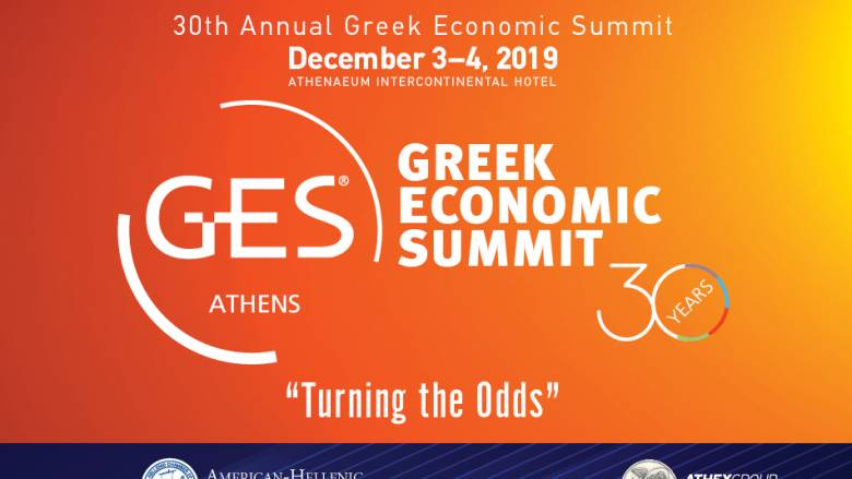 30th Annual Greek Economic Summit «Turning the Odds»
