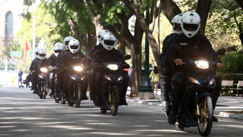 Ενισχύεται με 100 ακόμη αστυνομικούς η ομάδα «Δράση»