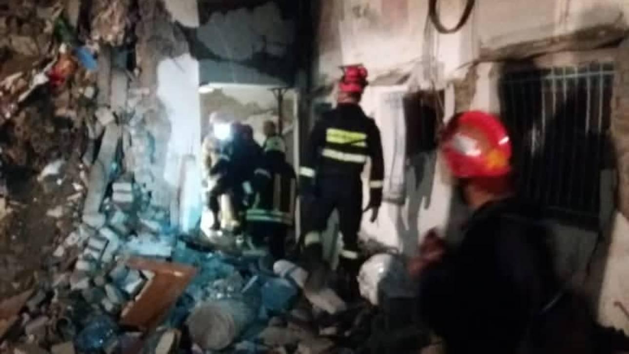 Σεισμός στην Αλβανία: Ομάδες της ΕΜΑΚ στις έρευνες για εγκλωβισμένους μετά τον σεισμό