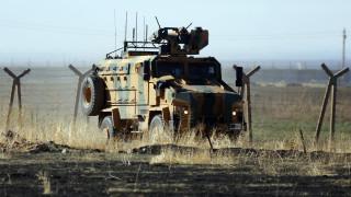 Τη συνέχεια των στρατιωτικών επιχειρήσεων στη Συρία ανακοίνωσε η Άγκυρα