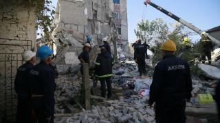 Σεισμός Αλβανία: Θρήνος και απόγνωση μετά τον σεισμό των 6,4 Ρίχτερ
