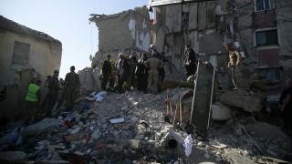 Σεισμός Αλβανία: Πλάνα από drone αποτυπώνουν το μέγεθος της καταστροφής
