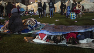 Σεισμός Αλβανία: Οι σεισμόπληκτοι διανυκτέρευσαν στους δρόμους