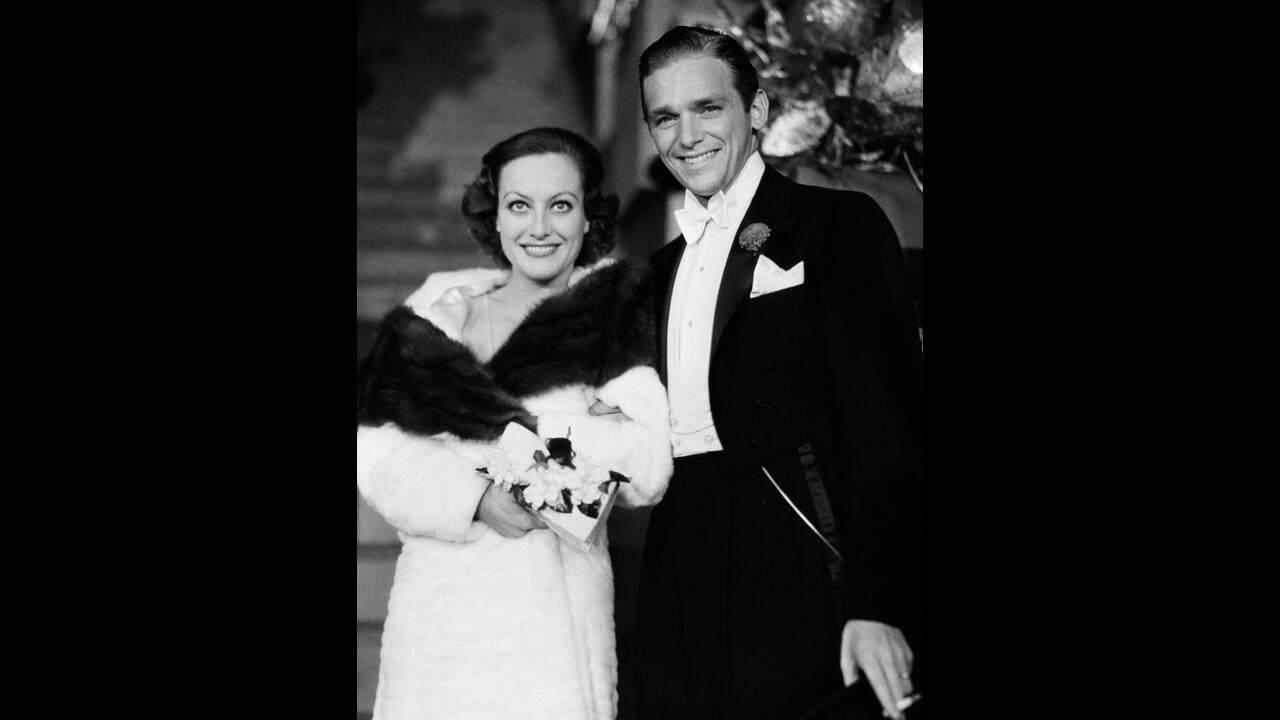1931, Καλιφόρνια. Η Τζοαν Κρόφορντ και ο σύζυγός της, Ντάγκλας Φέρμπανκς Jr.