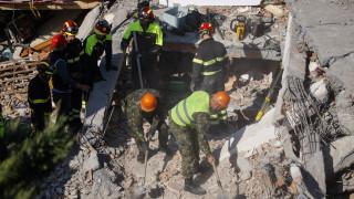 Σεισμός Αλβανία: 27χρονος διασώθηκε ύστερα από 21 ώρες στα συντρίμμια