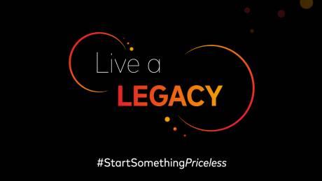 Live A Legacy: Γράψε κι εσύ τη δική σου ιστορία επιτυχίας!