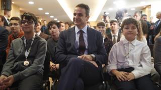 Συγχαρητήρια Μητσοτάκη στις ελληνικές ομάδες για τις νίκες στην Ολυμπιάδα Εκπαιδευτικής Ρομποτικής