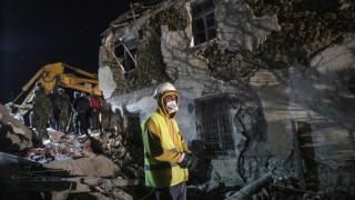 Σεισμός Αλβανία: Ταυτοποιήθηκαν 28 θύματα - Κρίσιμη νύχτα για τον απεγκλωβισμό επιζώντων