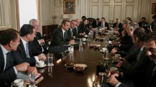 Συνεδριάζει σήμερα το υπουργικό συμβούλιο υπό τον πρωθυπουργό