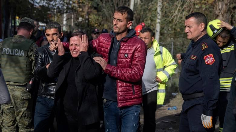 Σεισμός Αλβανία - «Καλύτερα να είχα πεθάνει εγώ»: Τα πρόσωπα της τραγωδίας