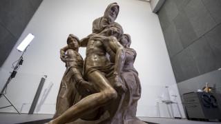 Η αποκατάσταση της Πιετά του Μιχαήλ Άγγελου θα γίνει μπροστά στο κοινό