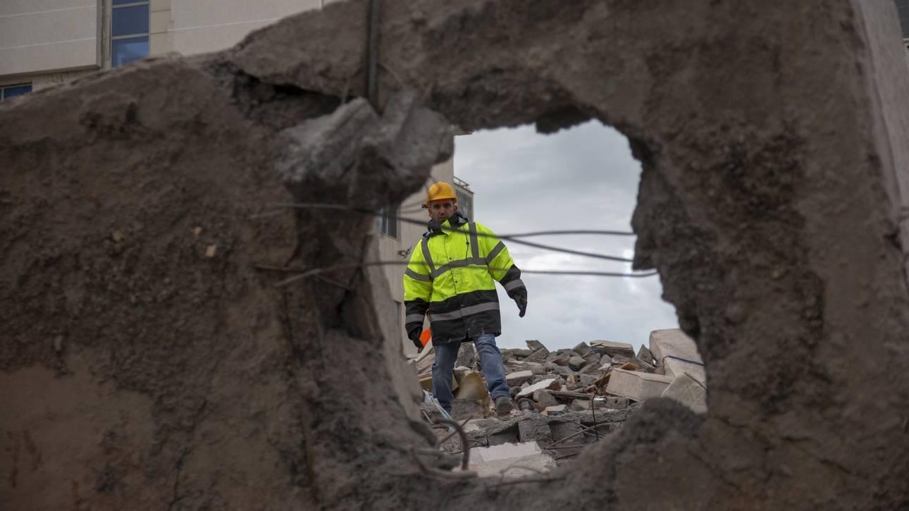 Νέος ισχυρός σεισμός στην Αλβανία