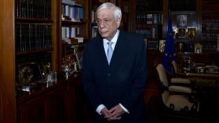 Παυλόπουλος: Πλήρης και ειλικρινής συμπαράσταση της Ελλάδας στην Αλβανία