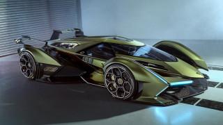 Αυτοκίνητο: Την εξωπραγματική Lamborghini V12 Vision GT την οδηγεί κανείς μόνο στο PlayStation