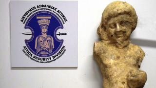 Μεσσηνία: Συνελήφθη αρχαιοκάπηλος με άγαλμα μεγάλης αξίας του 6ου αιώνα πΧ