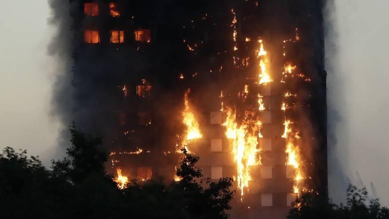 Φυλάκιση 5,5 ετών σε 51χρονο που έλεγε ψέματα πως είναι θύμα της πυρκαγιάς στον πύργο Γκρένφελ