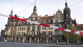Αμοιβή 500.000 ευρώ για πληροφορίες σχετικά με τη ληστεία στο μουσείο της Δρέσδης