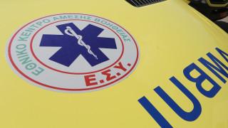 Κρήτη: Τροχαίο δυστύχημα με νεκρό και τραυματία