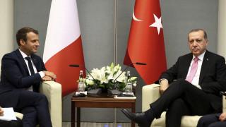 Ερντογάν κατά Μακρόν: Να κοιτάξεις τον εγκεφαλικό σου θάνατο