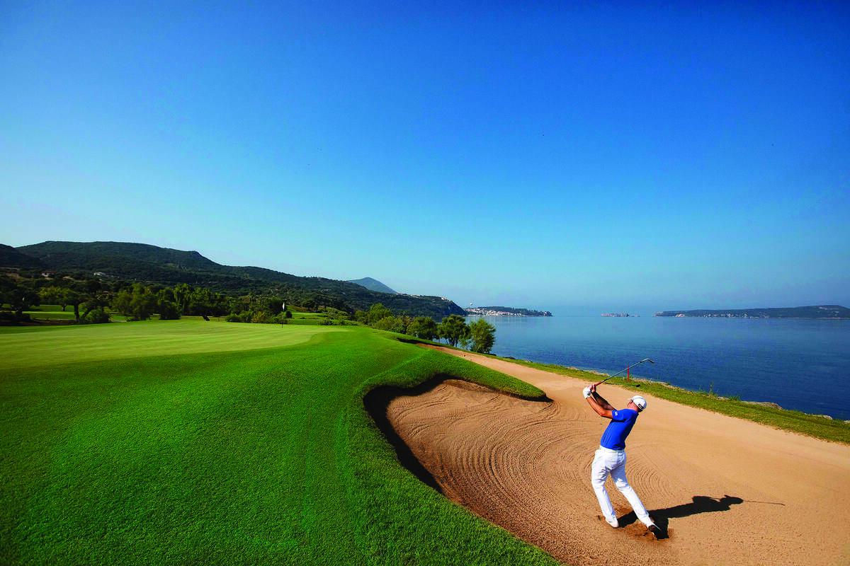 The Bay Course Pro 4th Messinia Proam