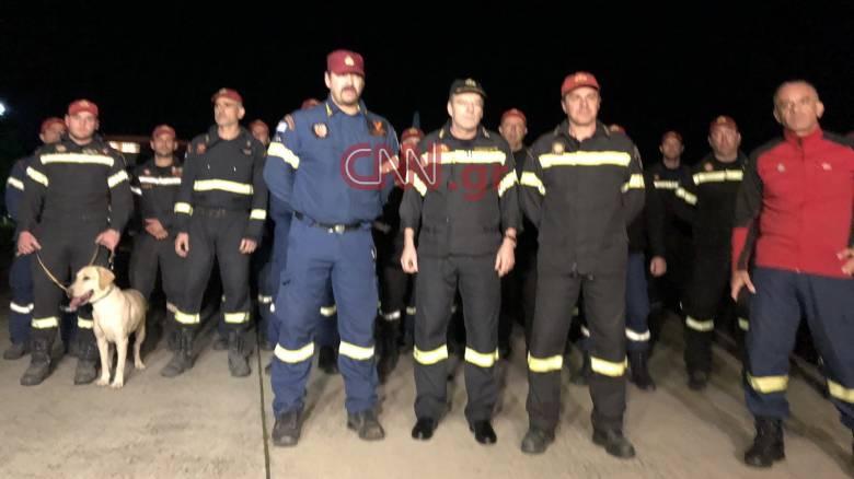 Σεισμός στην Αλβανία: Επέστρεψε η ΕΜΑΚ