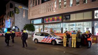 Επίθεση με μαχαίρι στη Χάγη: Αναφορές για πολλούς τραυματίες