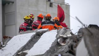 Σεισμός στην Αλβανία: Αναχώρησε κλιμάκιο γιατρών μαζί με φάρμακα και υγειονομικό υλικό