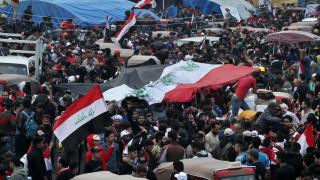 Παρέμβαση ΗΠΑ υπέρ των διαδηλωτών στο Ιράκ - Παραιτείται ο πρωθυπουργός