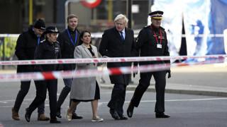 Επίθεση στη Γέφυρα του Λονδίνου: Στο σημείο της τραγωδίας ο Τζόνσον