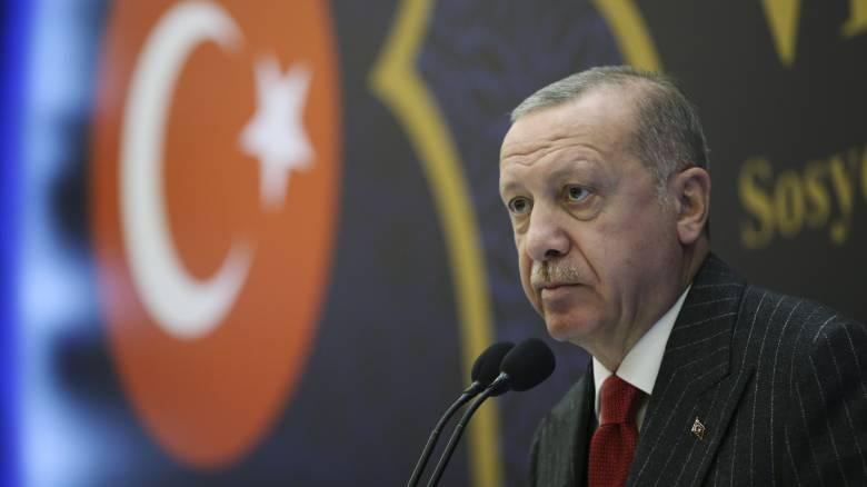 Ανυποχώρητος ο Ερντογάν: Η συμφωνία με τη Λιβύη θα εφαρμοστεί