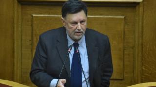 Οικονόμου για την αποχώρηση της ελληνικής αντιπροσωπείας: Τους είπα ότι δεν μπορώ να μείνω
