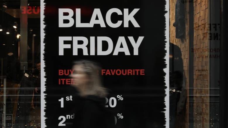 Η Black Friday δεν... ενθουσίασε τους Έλληνες καταναλωτές