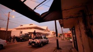 Νέο μακελειό στο Μεξικό: Τουλάχιστον 14 νεκροί από ανταλλαγή πυρών μεταξύ αστυνομικών και ενόπλων