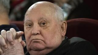 Γκορμπατσόφ στο CNNi: Ρωσία και ΗΠΑ πρέπει να αποφύγουν τον «θερμό πόλεμο»