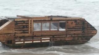Λύθηκε το μυστήριο με το ξύλινο «σπίτι» που ξεβράστηκε πριν χρόνια στις ακτές της Ιρλανδίας