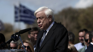 Παυλόπουλος προς Τουρκία: Έχουμε τη βούληση και τη δύναμη να εγγυηθούμε την ευρωπαϊκή νομιμότητα