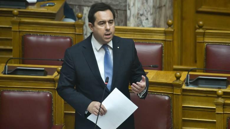 Μηταράκης: Δεν τίθεται ζήτημα ενοποίησης κύριας και επικουρικής σύνταξης